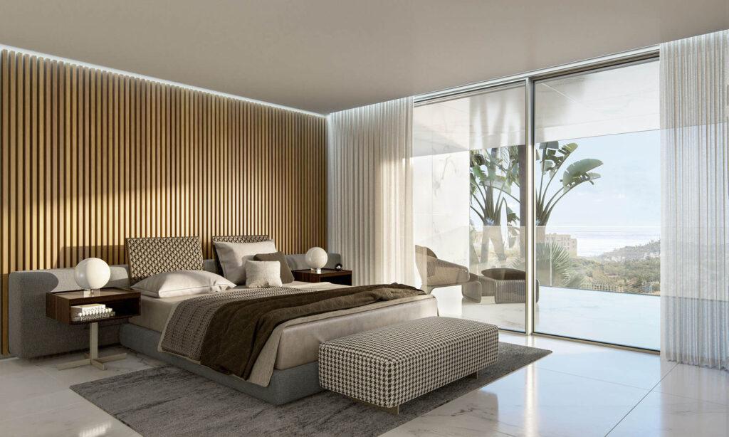 3D interior renderings bedroom kipcreating