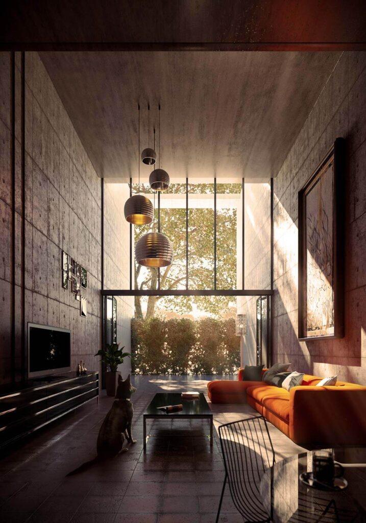 interior renderings house kipcreating