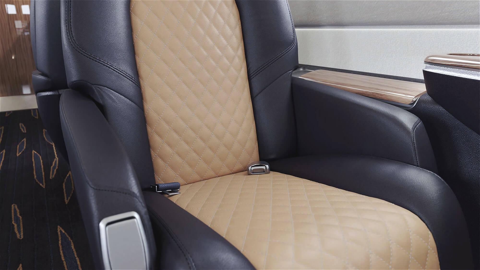 praetor 600 interior rendering